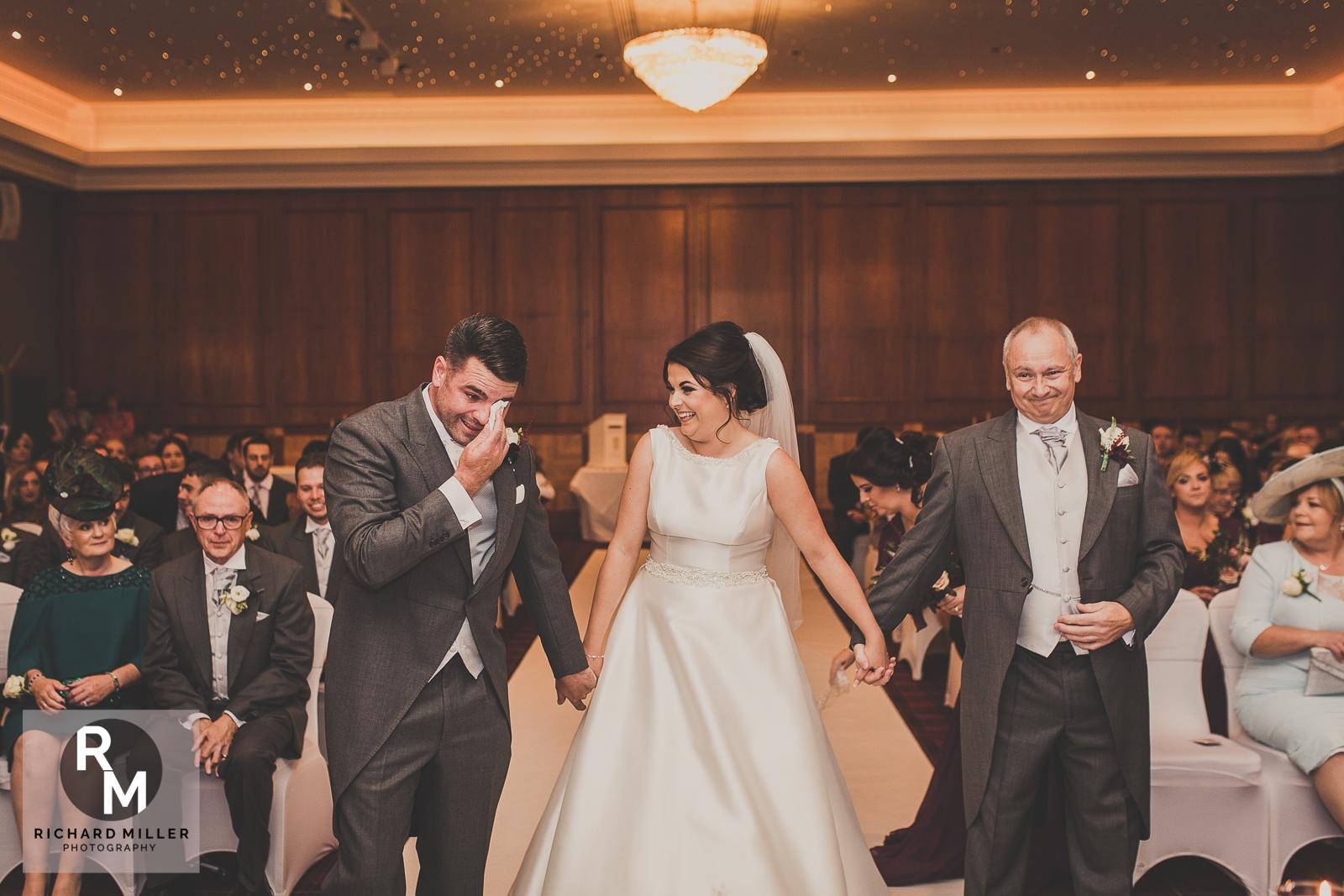 A E 9 2 - Carden Park Wedding Photographer - Adam & Emma