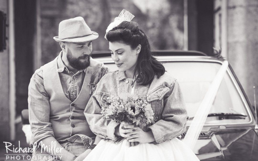 Don't Tell the Bride Wedding – Bodelwyddan Castle – Victoria & Adam