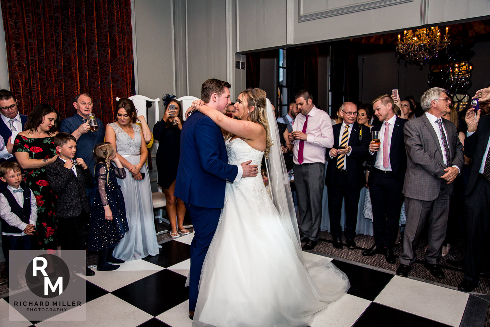 Dale Natalie Web 593 - An Awesome Chester Wedding at Oddfellows