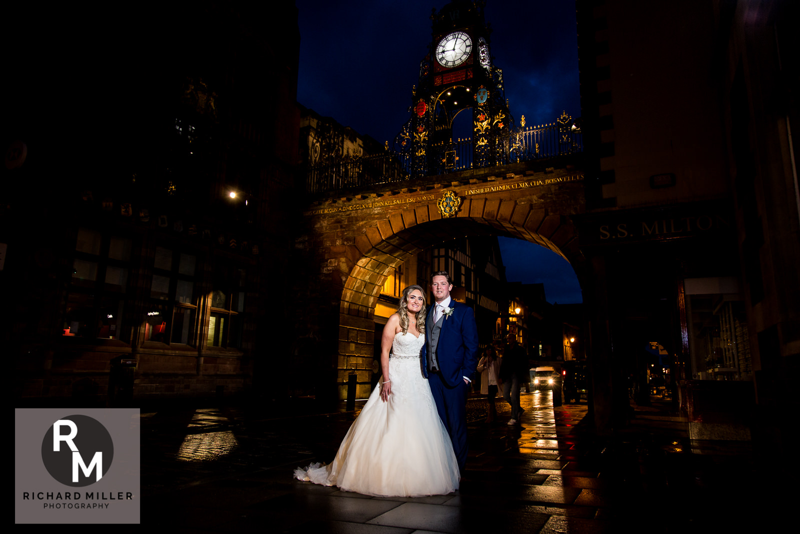 Chester Wedding Oddfellows