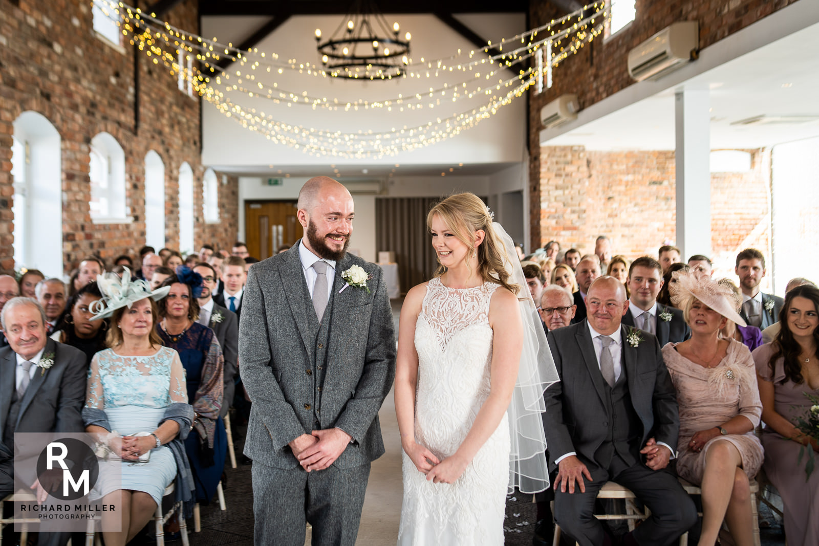 Doubletree Chester Wedding Ceremony