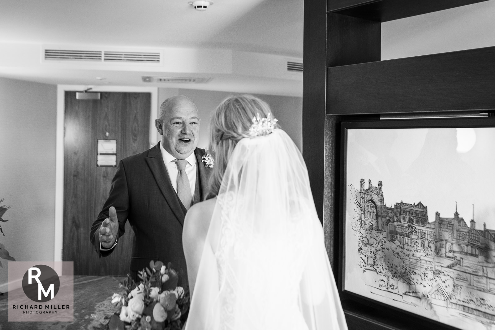 Doubletree Chester Wedding Photographer 6 2 - Doubletree Chester Wedding Photographer | Maz & Poppy