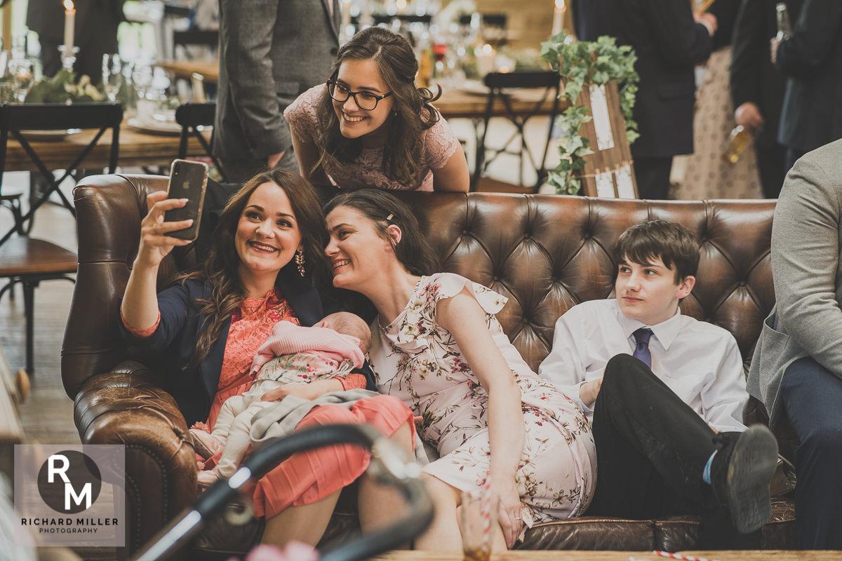 Hafod Farm Wedding Photographer
