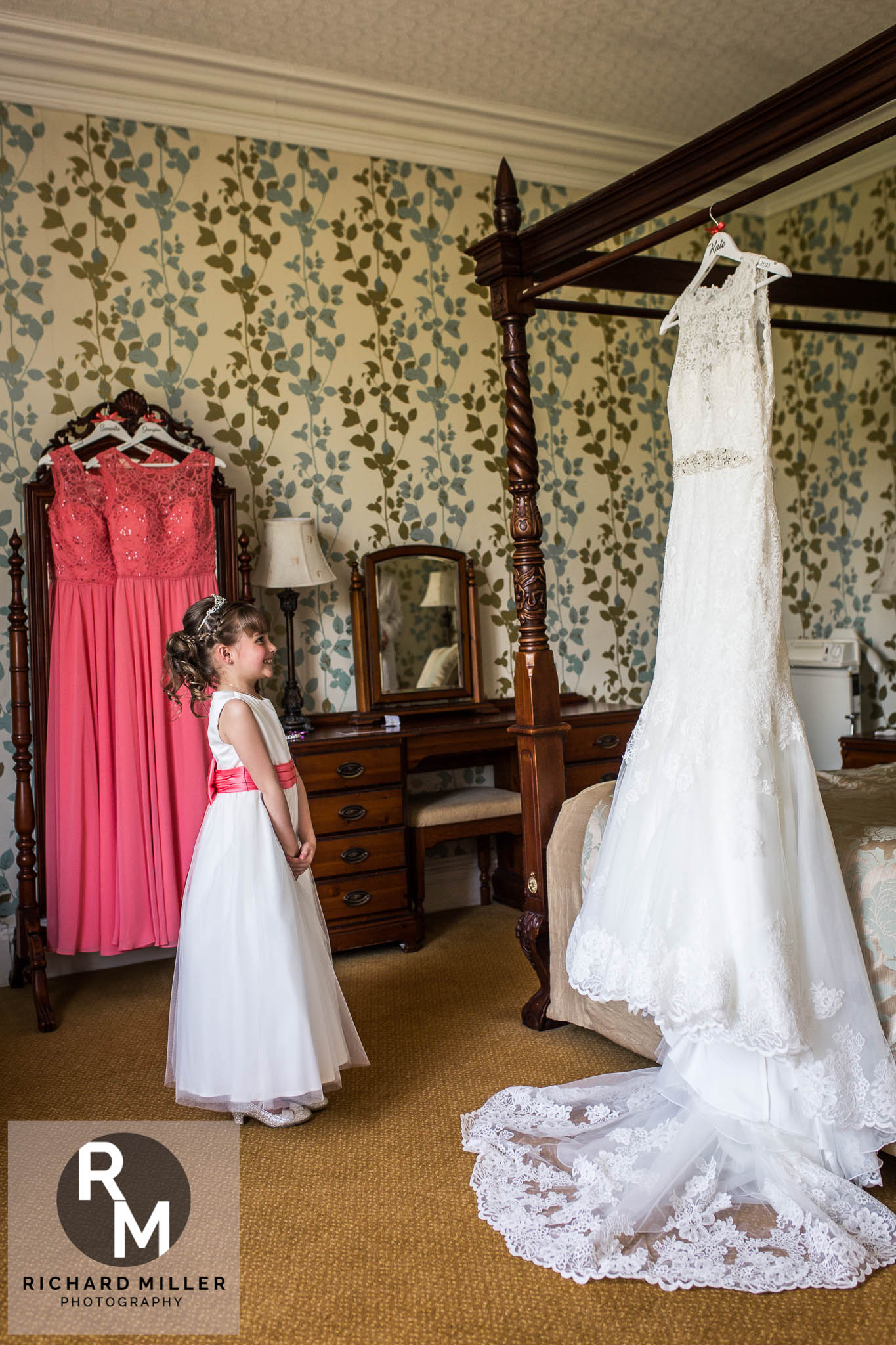 K A 10 - Northop Hall Country House Wedding