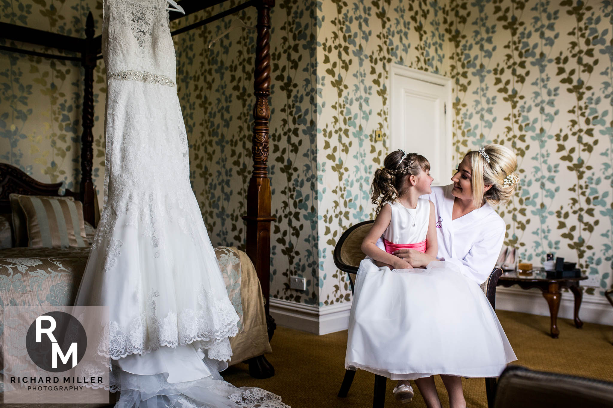 K A 11 - Northop Hall Country House Wedding