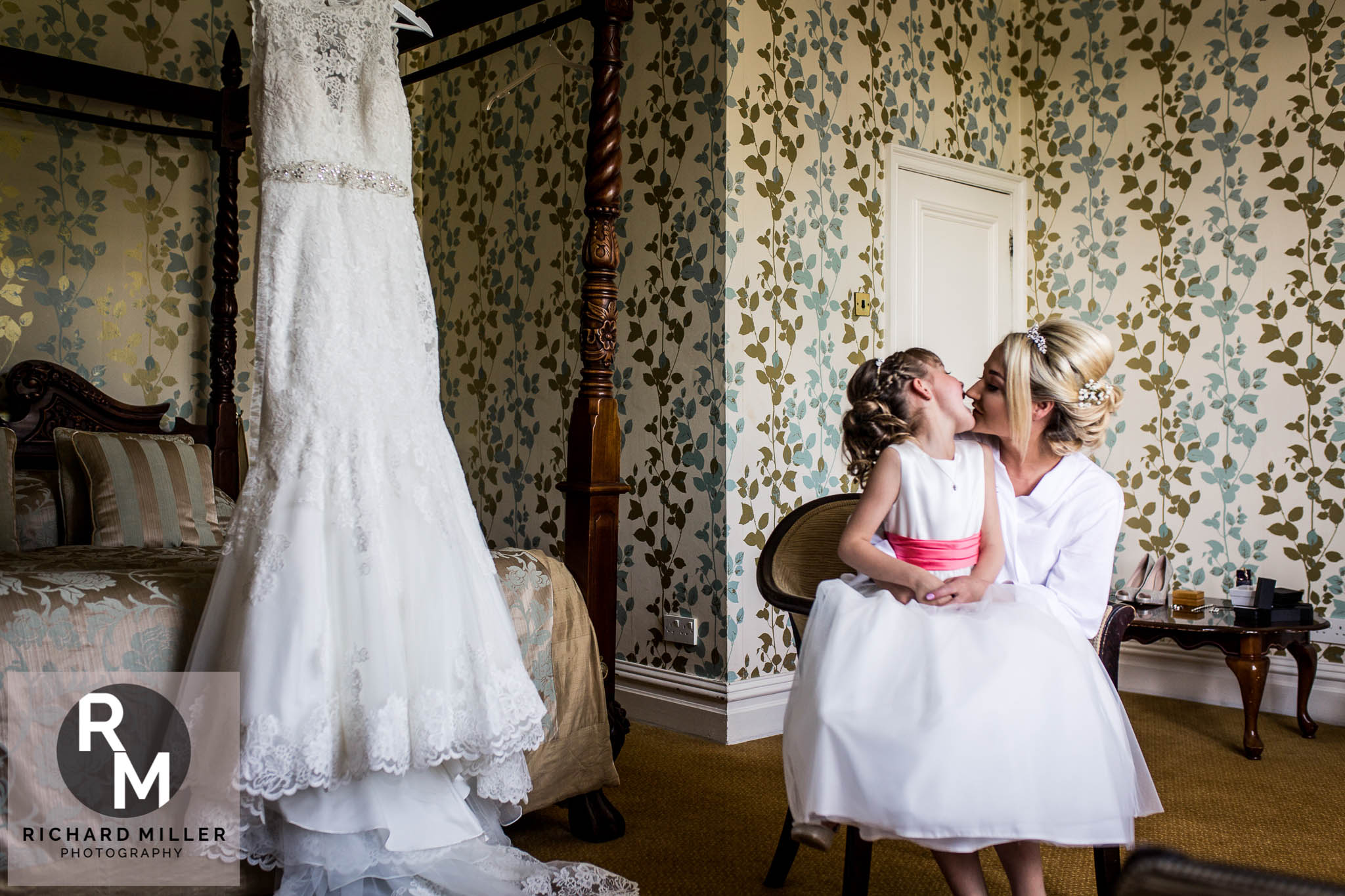K A 12 - Northop Hall Country House Wedding