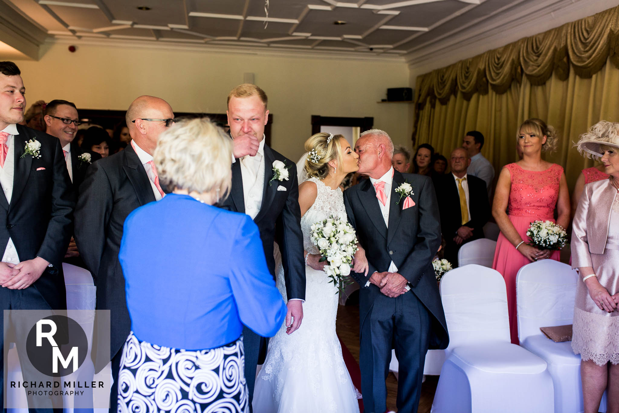 K A 22 - Northop Hall Country House Wedding