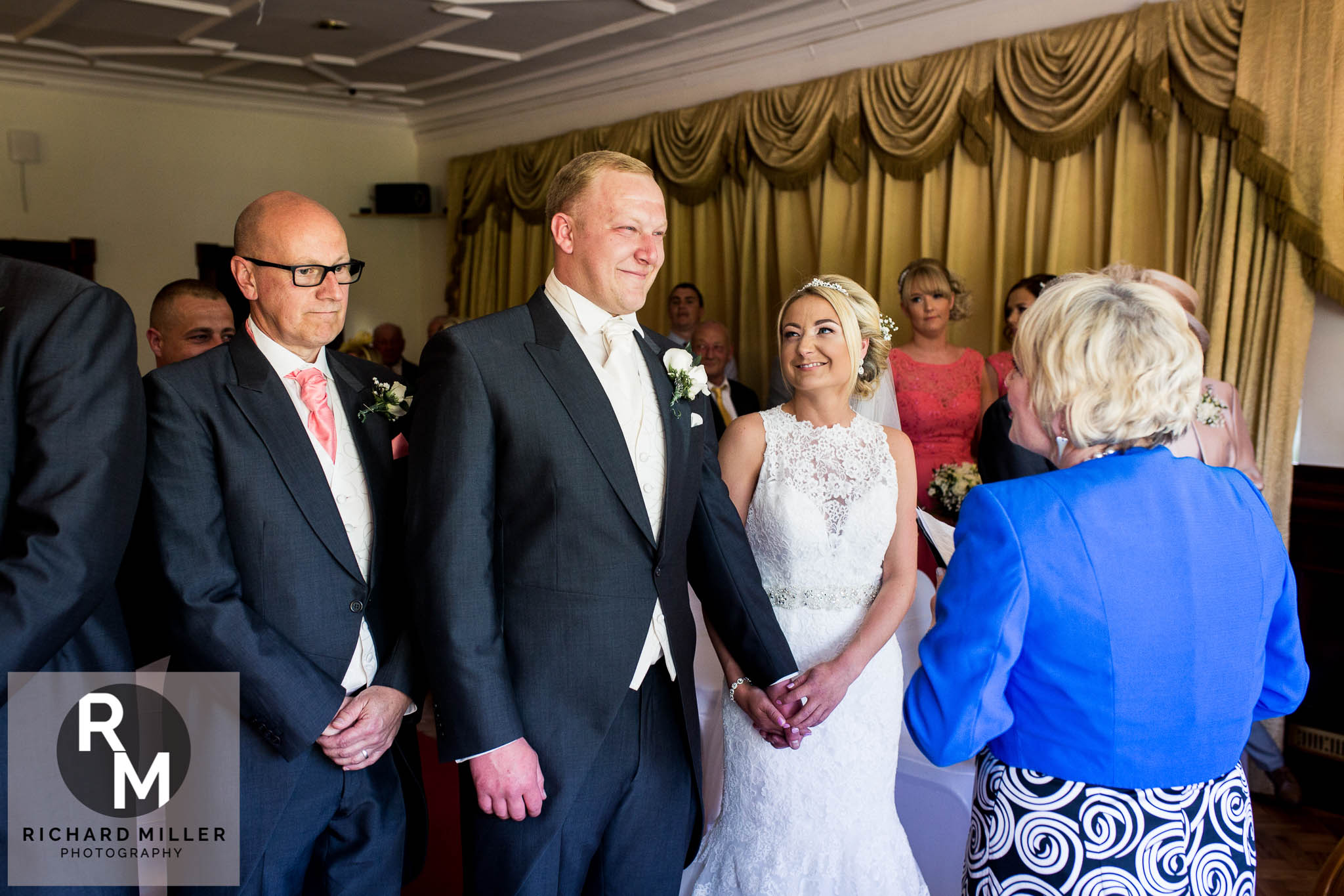 K A 24 - Northop Hall Country House Wedding