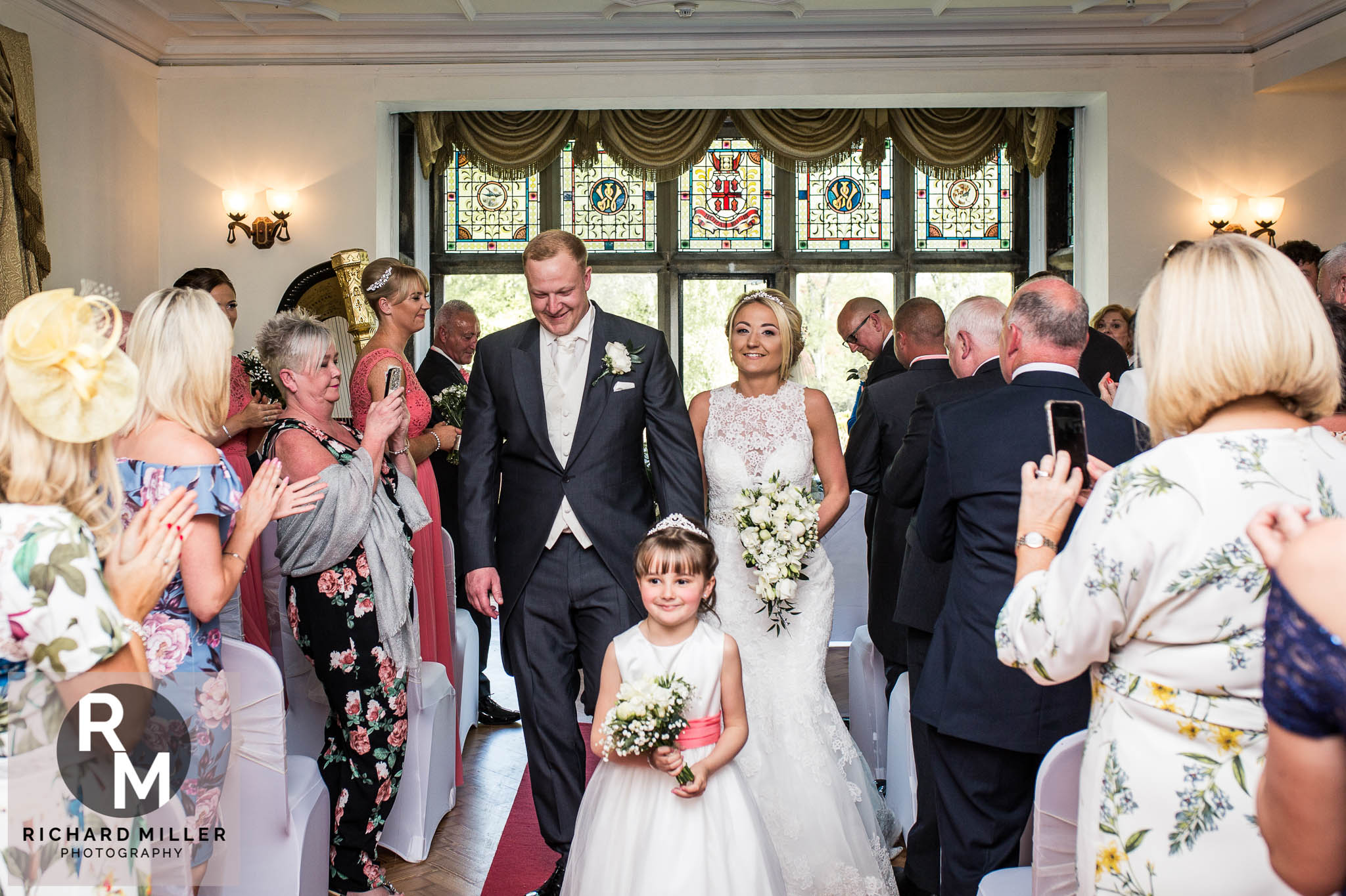 K A 28 - Northop Hall Country House Wedding