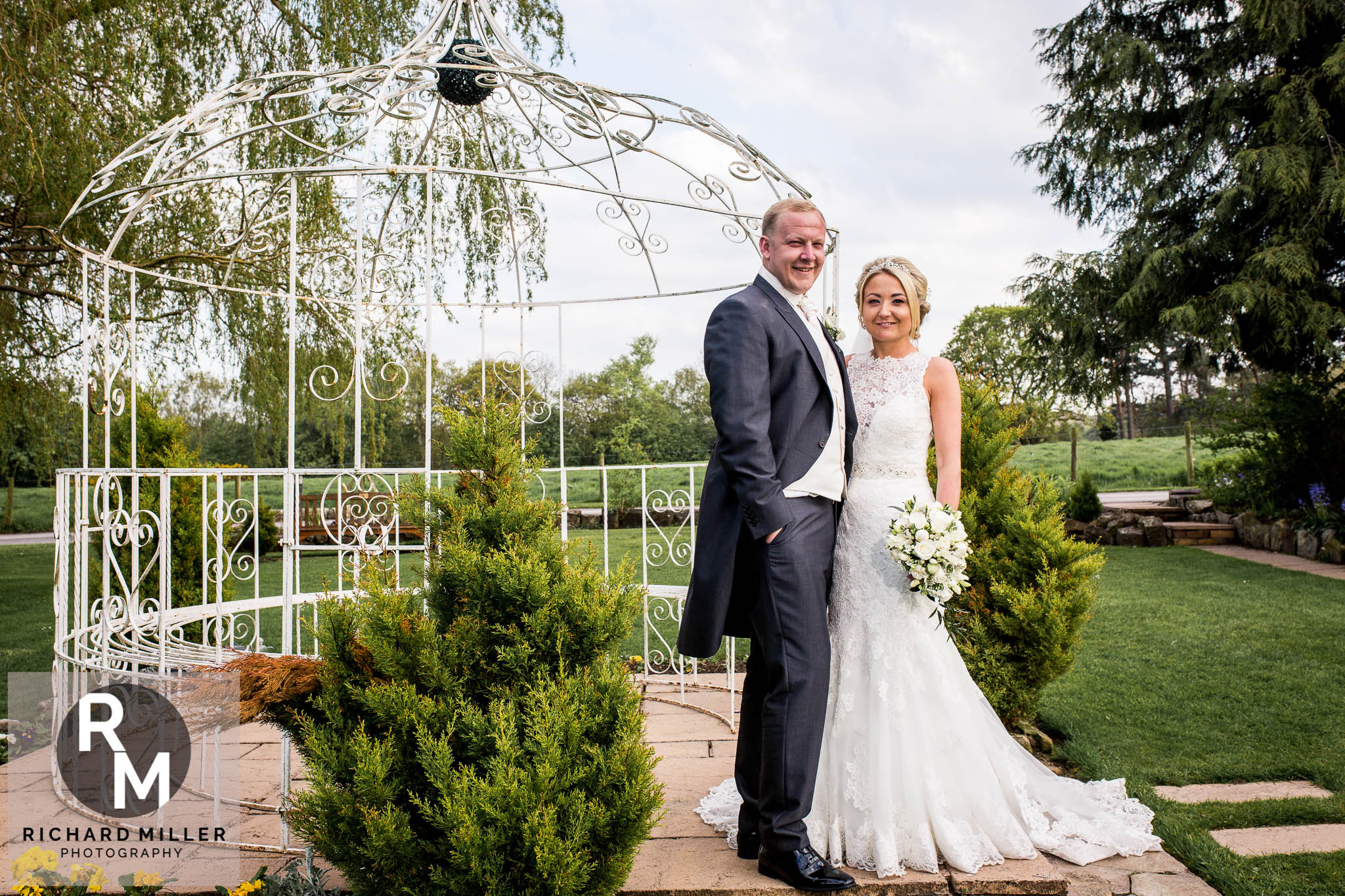 K A 65 - Northop Hall Country House Wedding