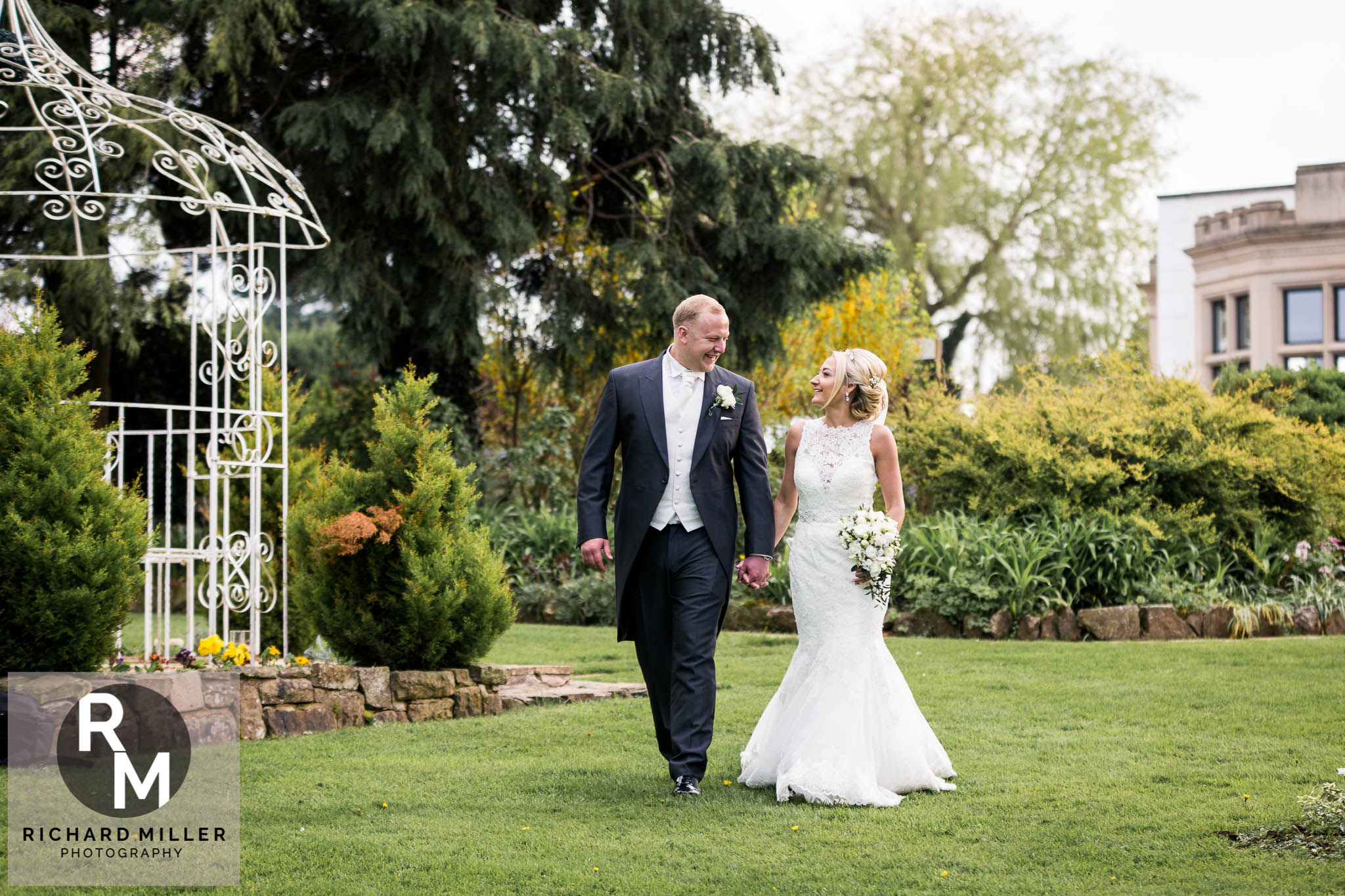 K A 66 - Northop Hall Country House Wedding