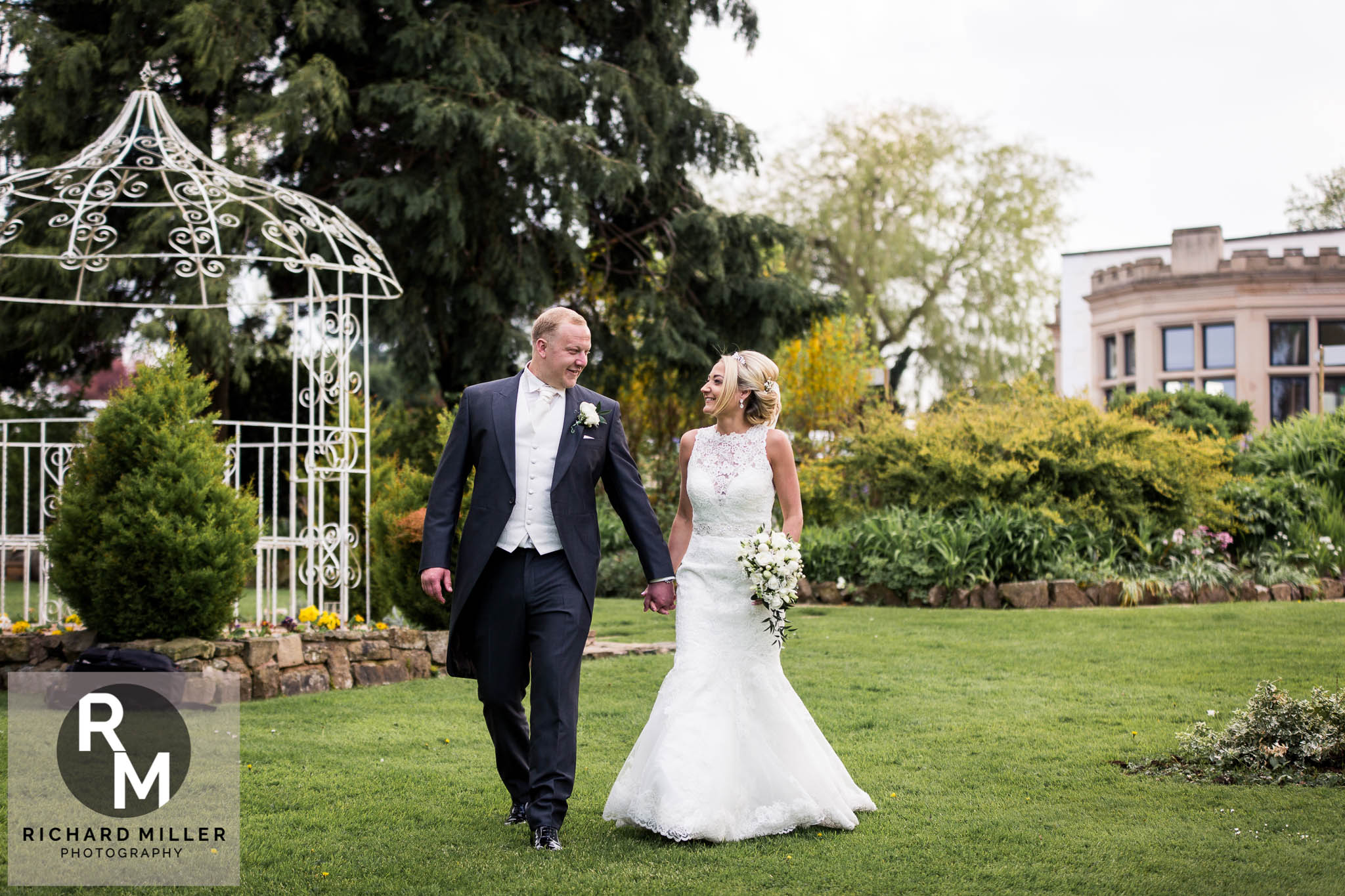 K A 67 - Northop Hall Country House Wedding