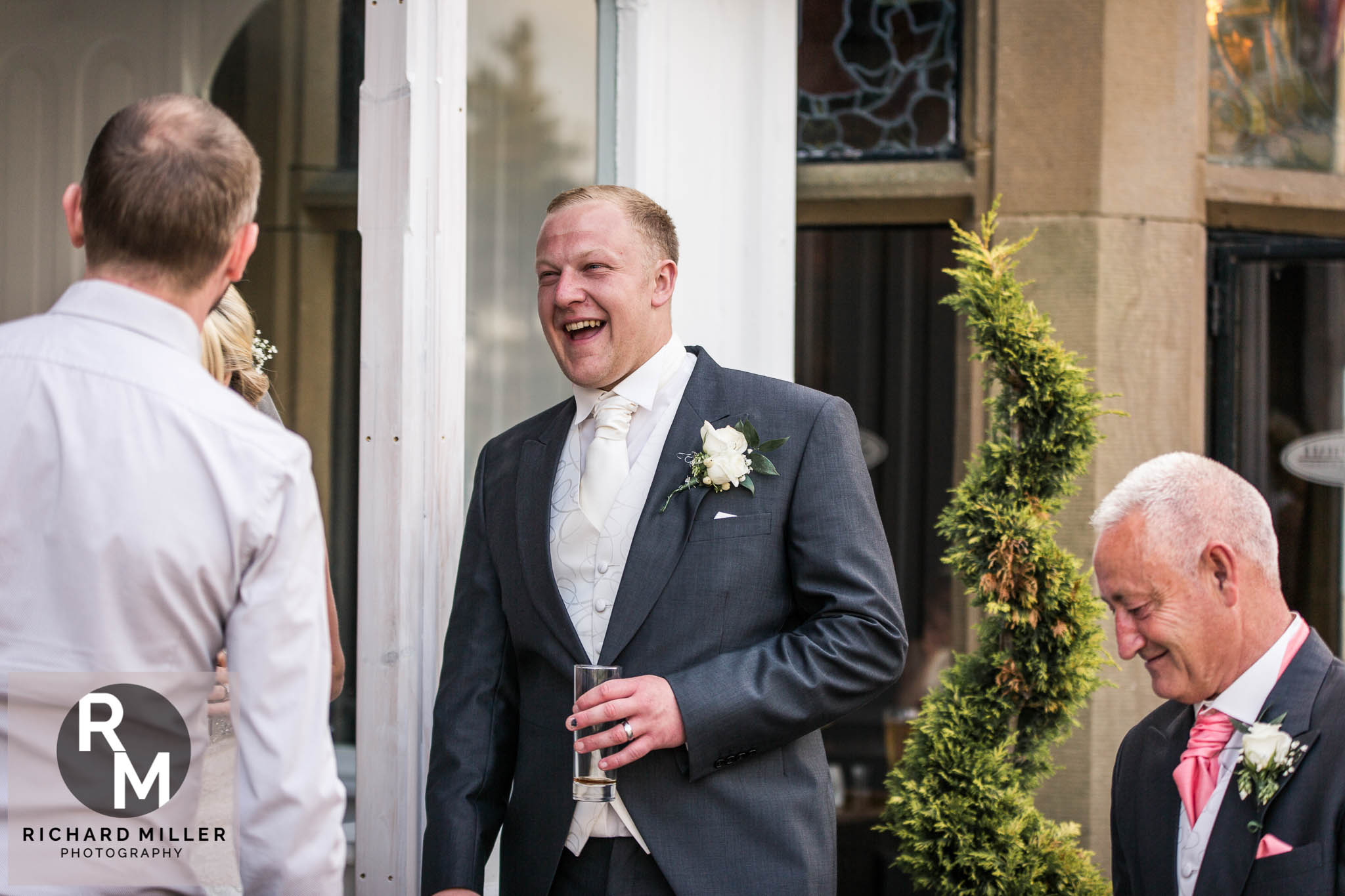 K A 78 - Northop Hall Country House Wedding