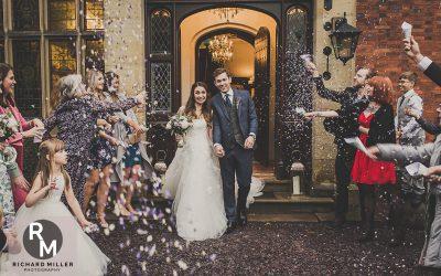 Tyn Dwr Hall Wedding Photography – Sion & Lauren
