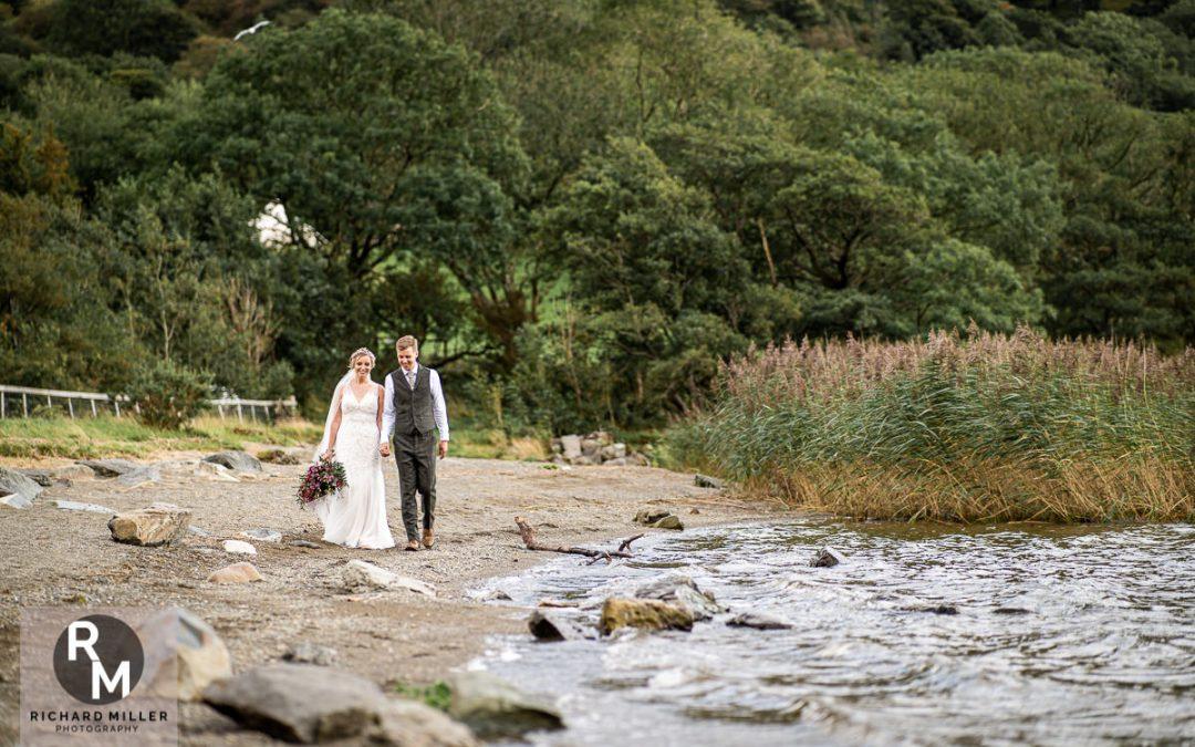 Llyn Gwynant Wedding Photographer | Steven and Kim