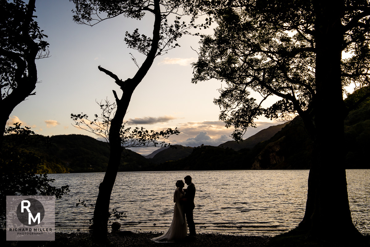 Llyn Gwynant Wedding Photography