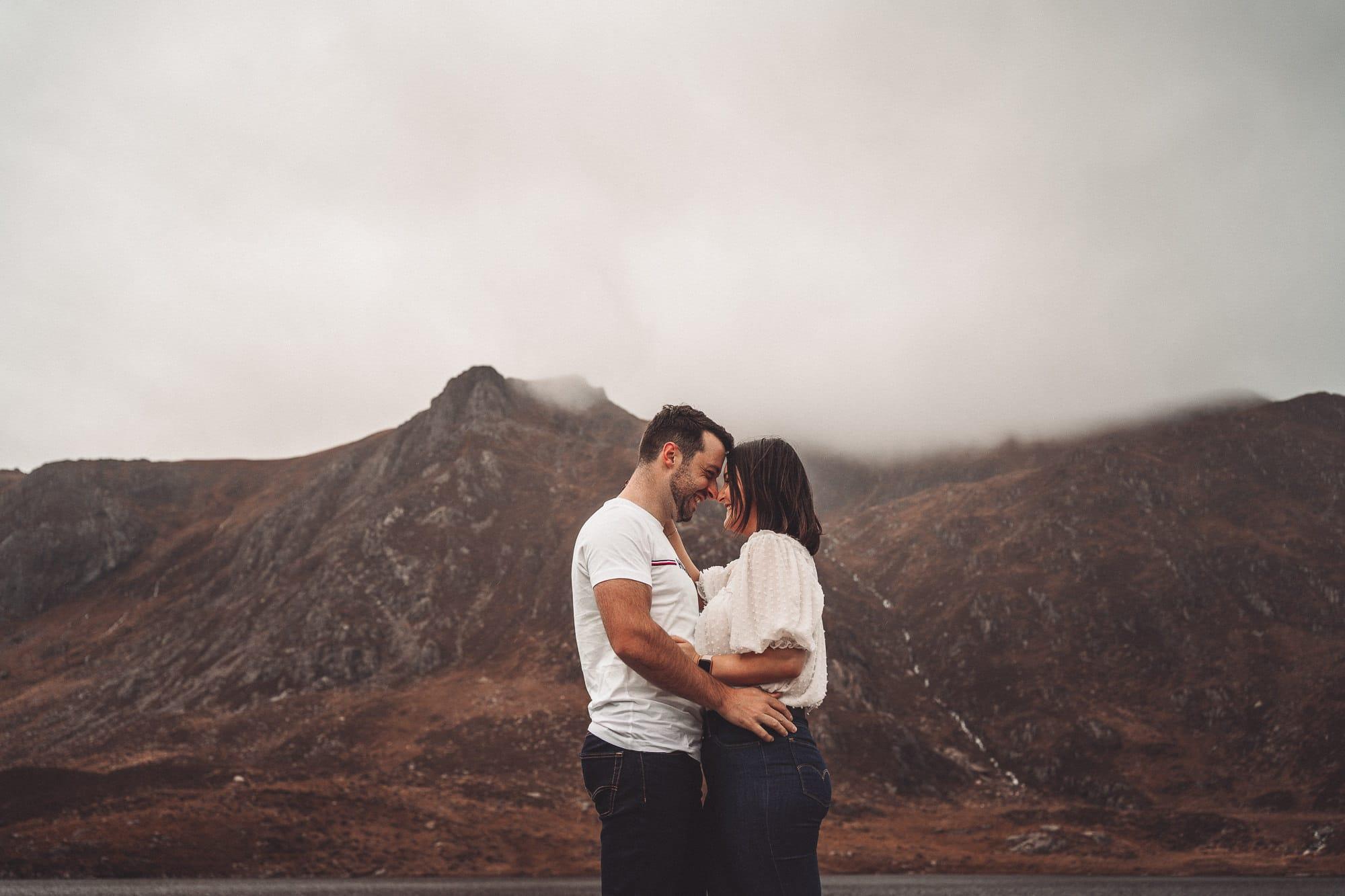 North Wales Engagement Shoot
