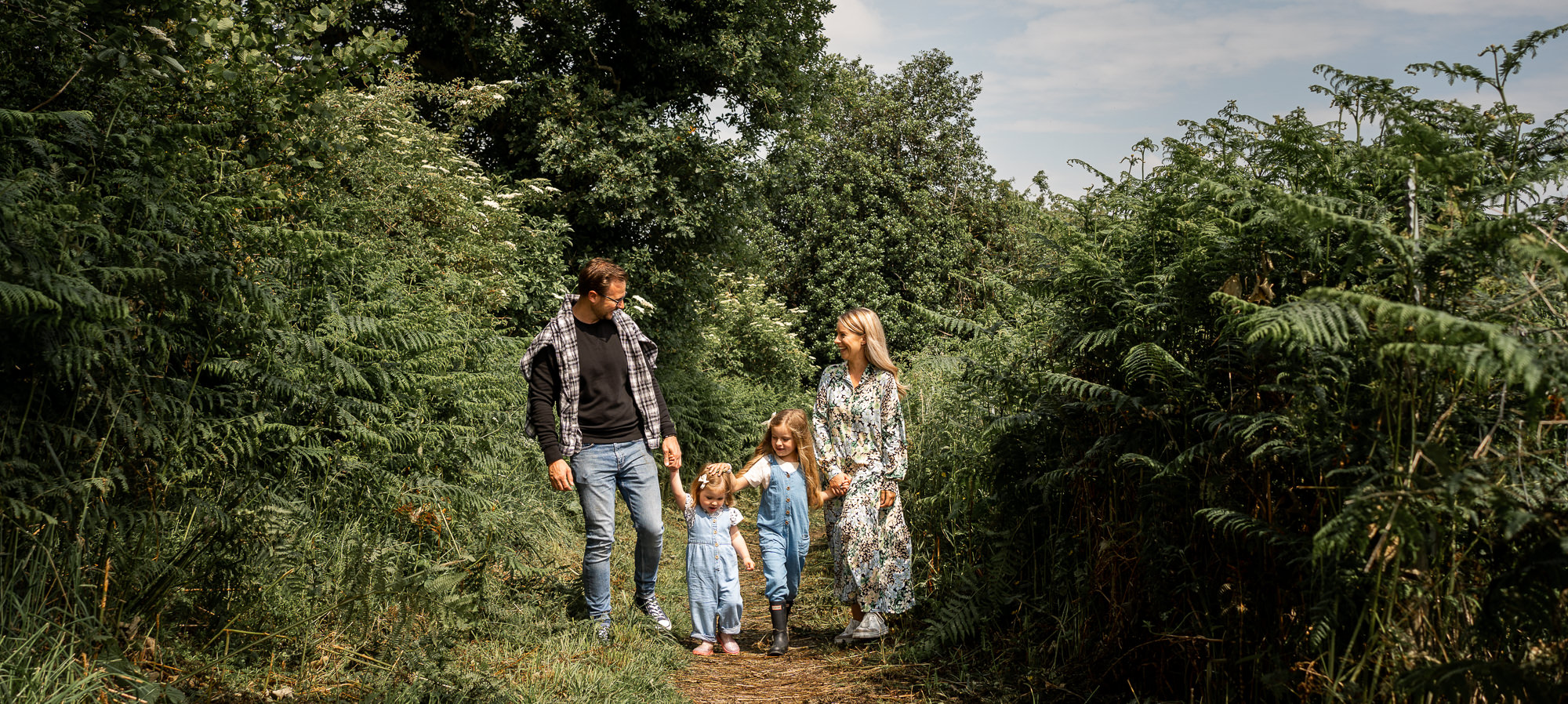 North Wales Family Portraits