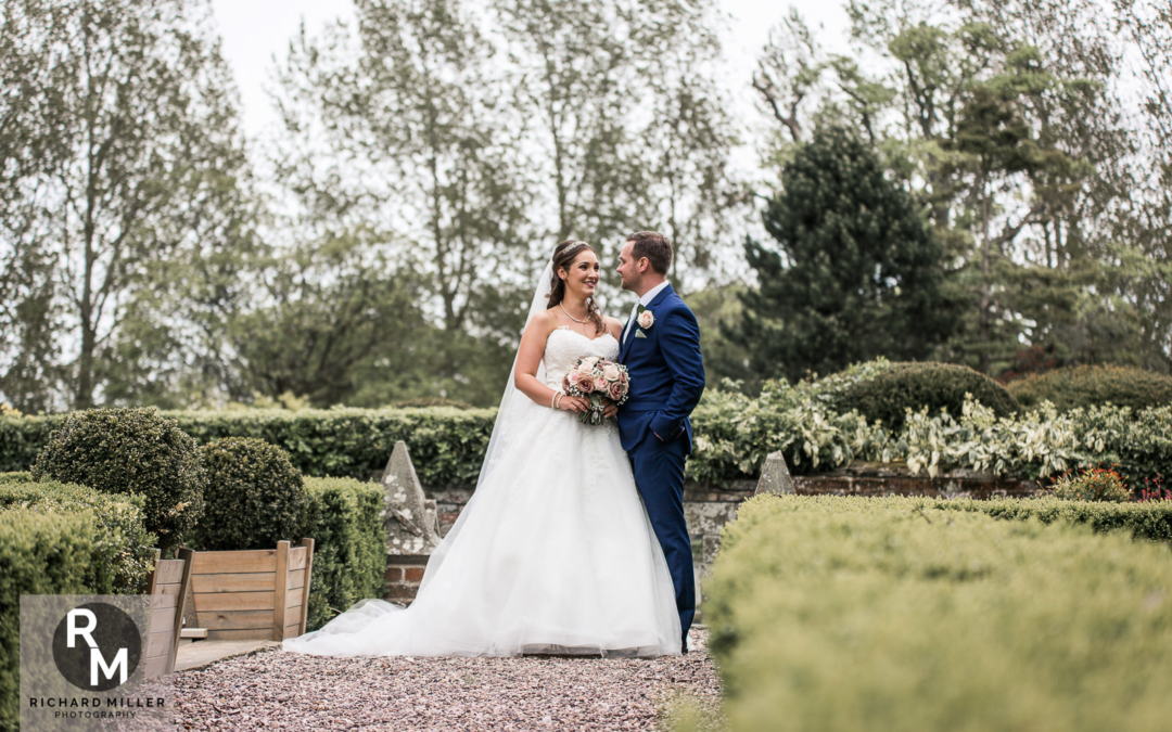 Pete & Roxy's Soughton Hall Outdoor Wedding