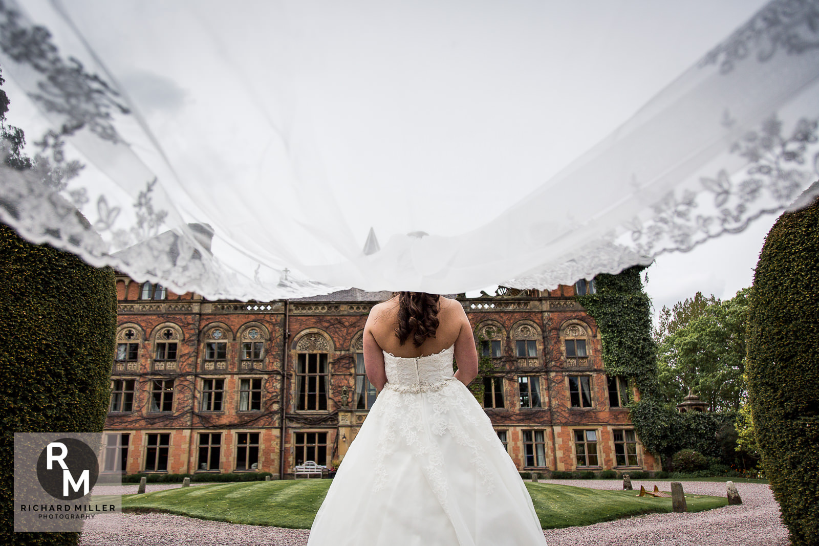 P R 44 - Pete & Roxy's Soughton Hall Outdoor Wedding