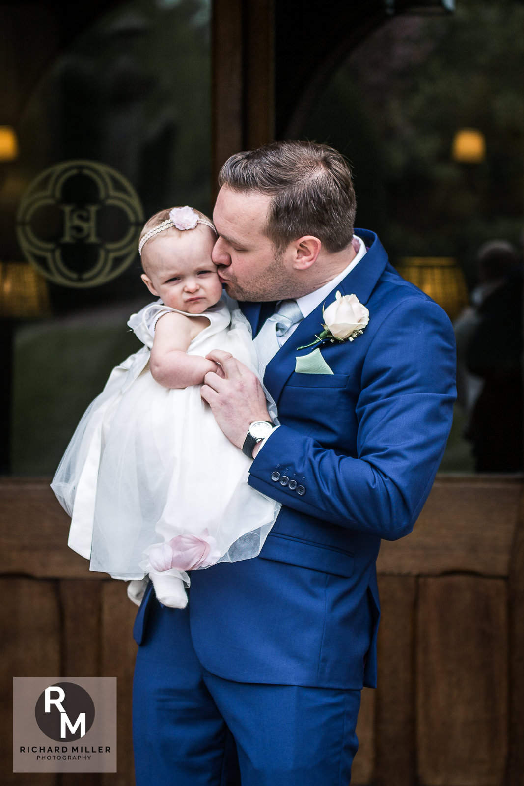 P R 8 - Pete & Roxy's Soughton Hall Outdoor Wedding