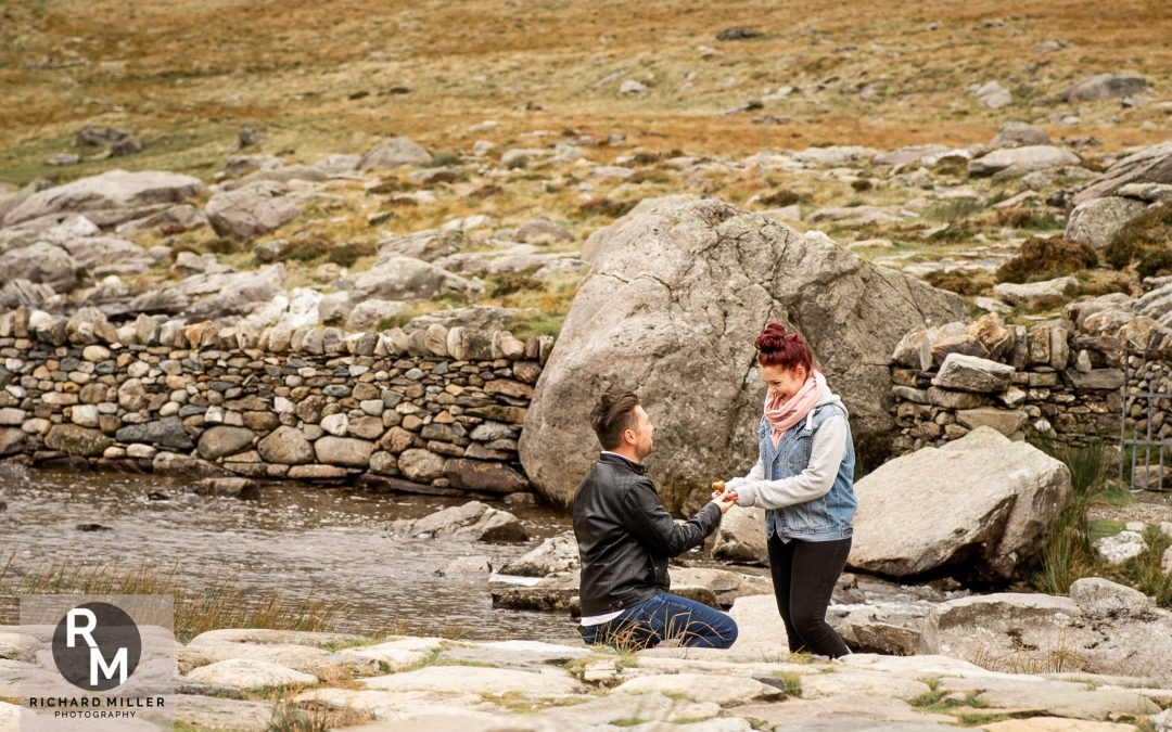 Snowdonia Wedding Proposal