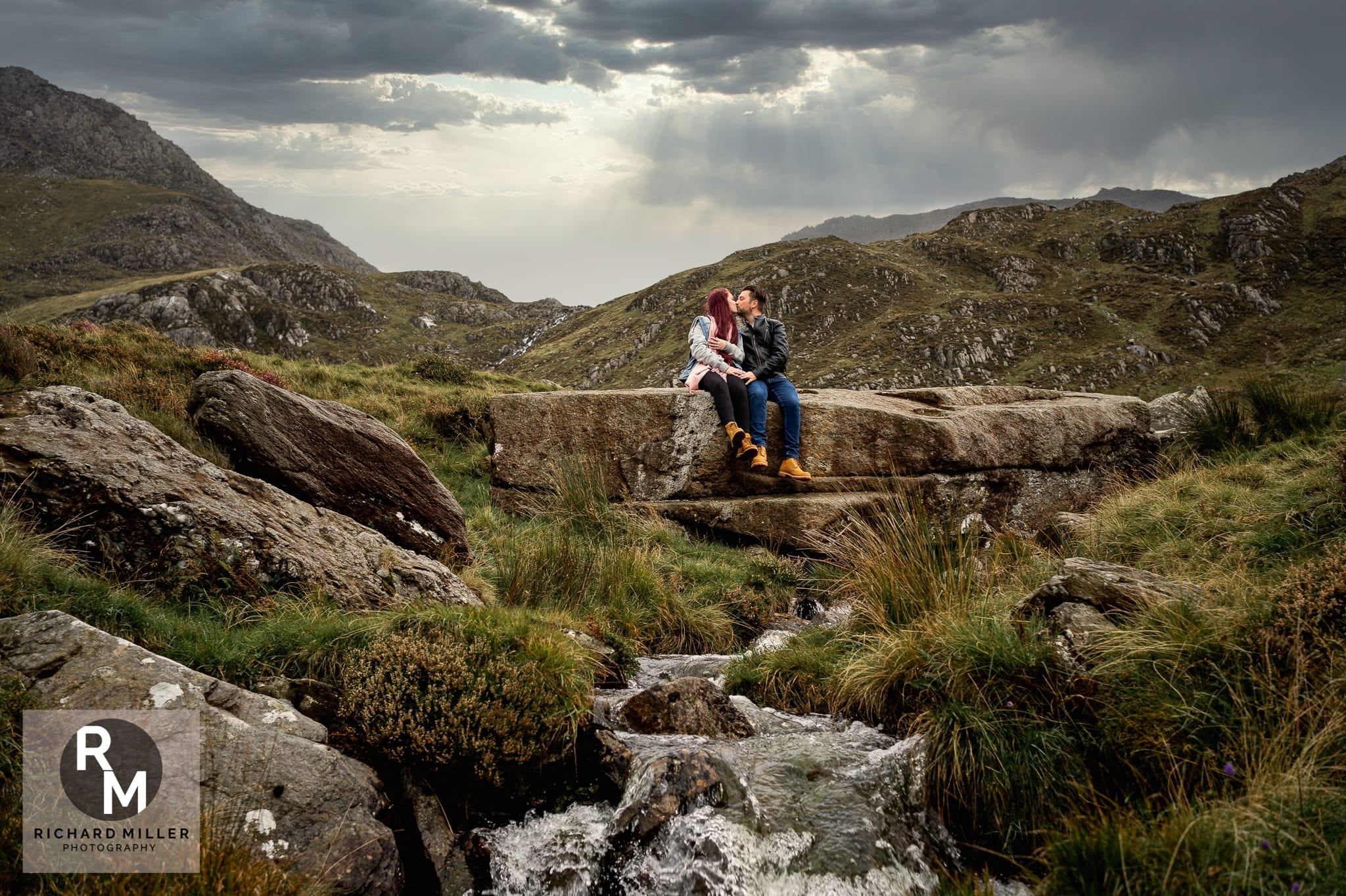 Snowdonia Proposal Photographer