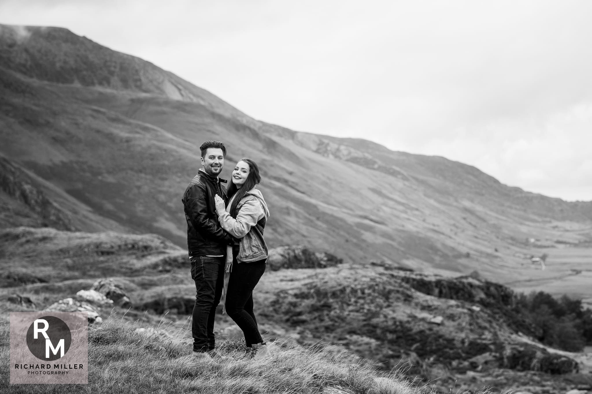 Snowdonia Proposal Photographer