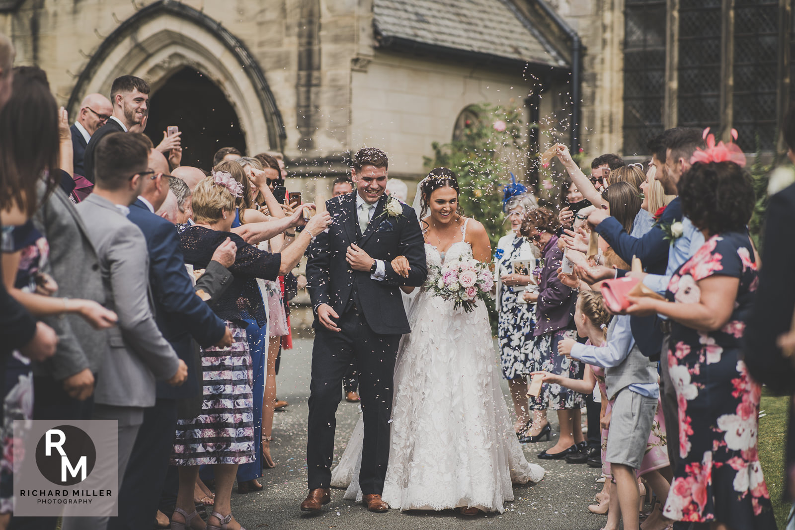 Soughton Hall Wedding Photographer