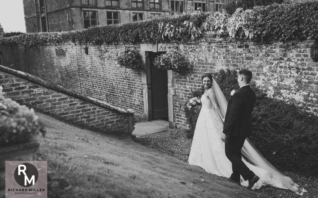 Soughton Hall Wedding Photographer | Lloyd and Victoria