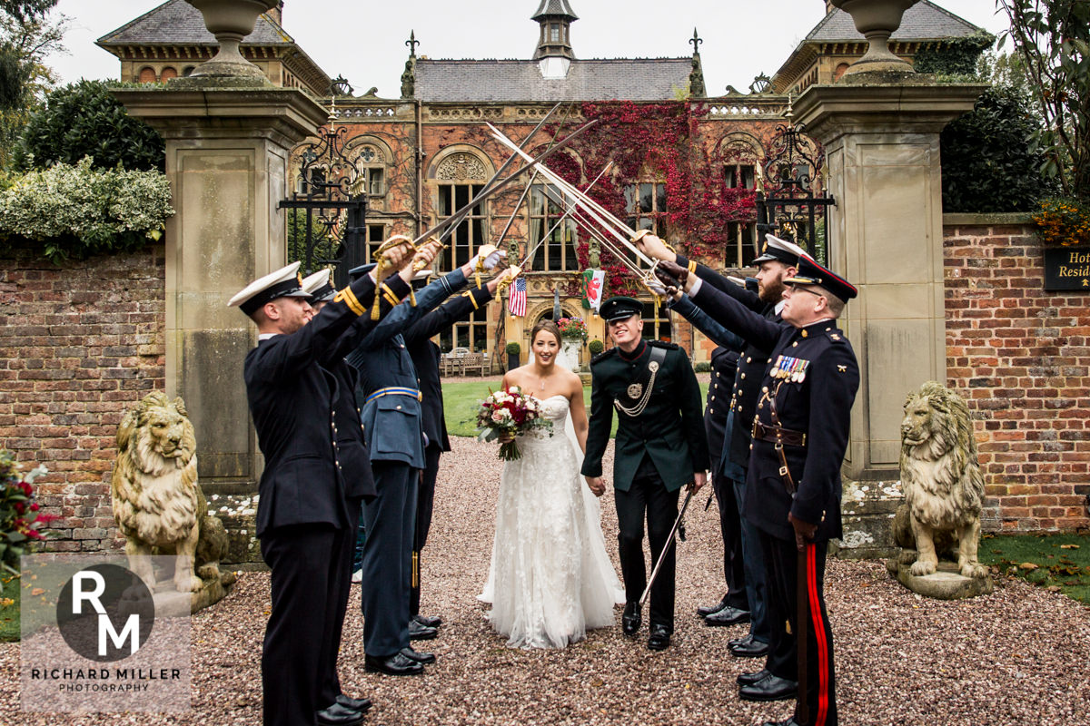 William Kaitlin Web 208 - Soughton Hall Wedding Photography - William & Kaitlin