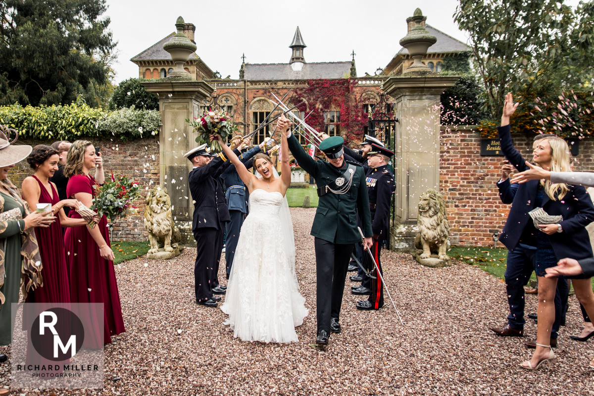 William Kaitlin Web 210 - Soughton Hall Wedding Photography - William & Kaitlin