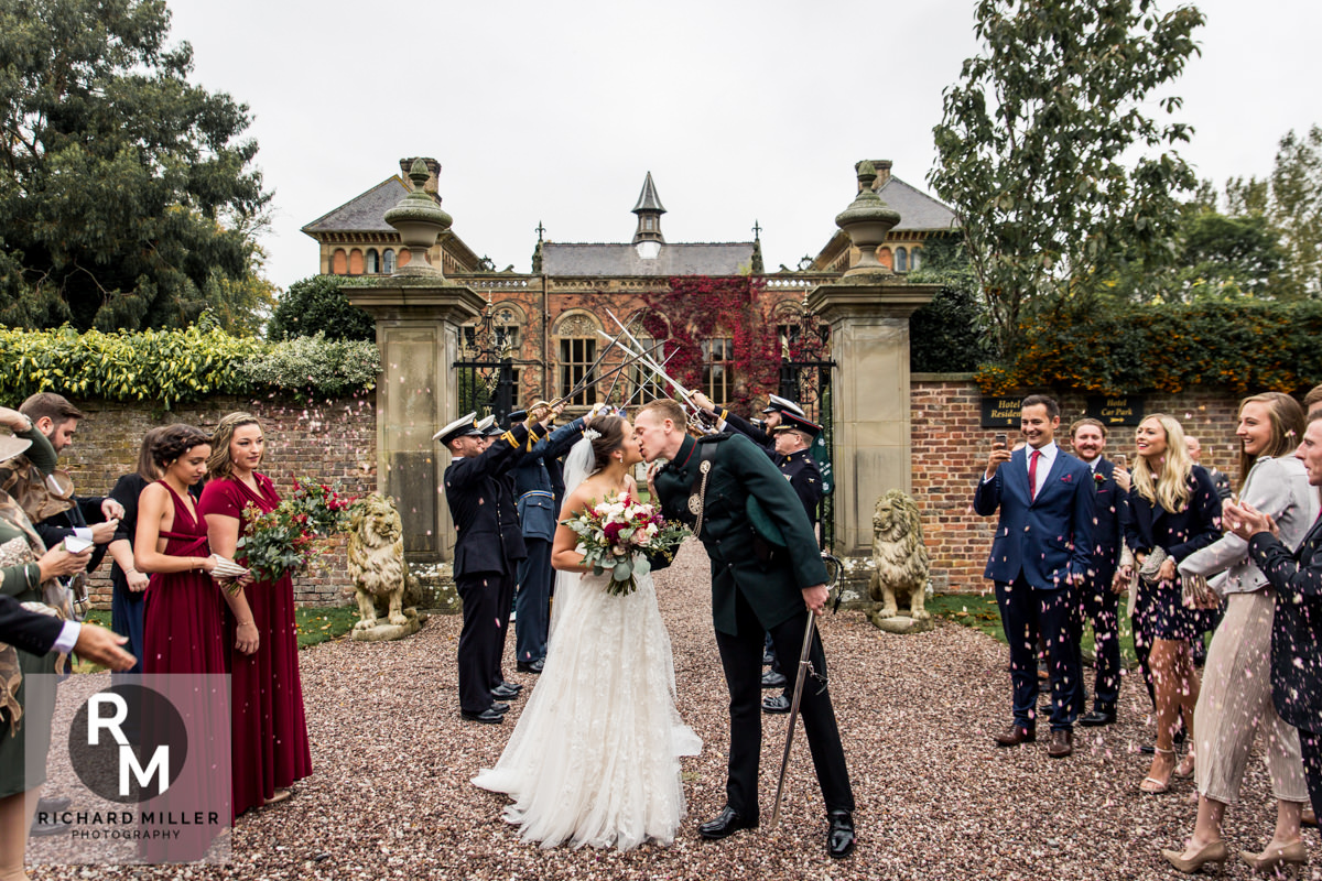 William Kaitlin Web 216 - Soughton Hall Wedding Photography - William & Kaitlin