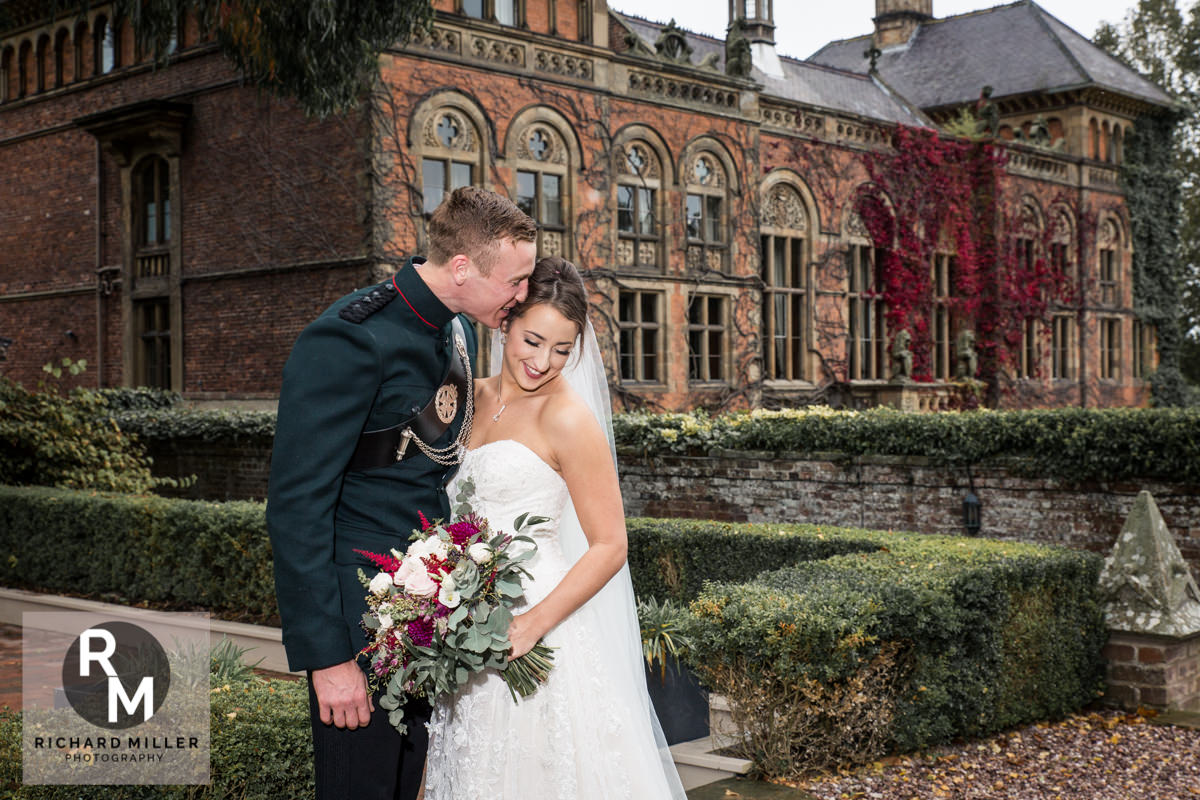 William Kaitlin Web 288 - Soughton Hall Wedding Photography - William & Kaitlin