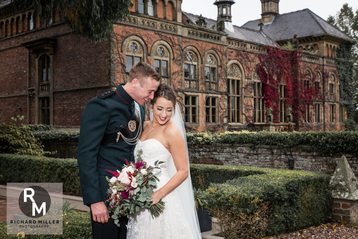 Soughton Hall Wedding Photography