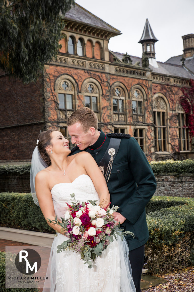 William Kaitlin Web 292 - Soughton Hall Wedding Photography - William & Kaitlin