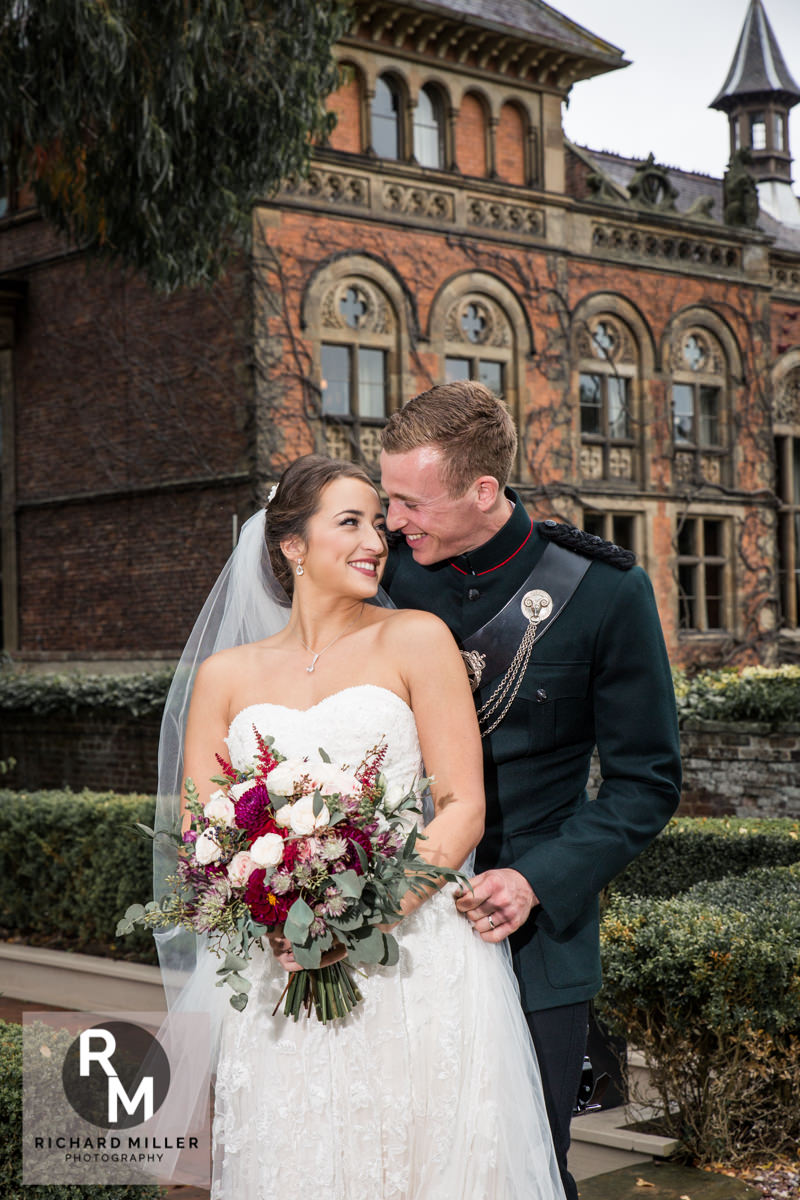 William Kaitlin Web 295 - Soughton Hall Wedding Photography - William & Kaitlin