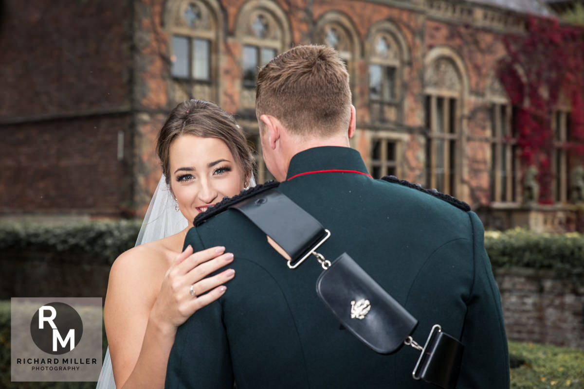 William Kaitlin Web 297 - Soughton Hall Wedding Photography - William & Kaitlin