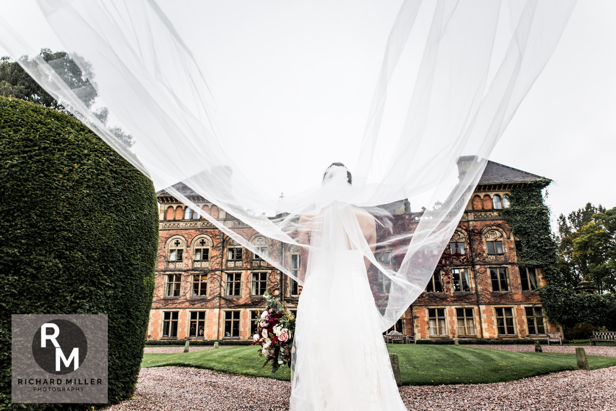 William Kaitlin Web 365 - Soughton Hall Wedding Photography - William & Kaitlin