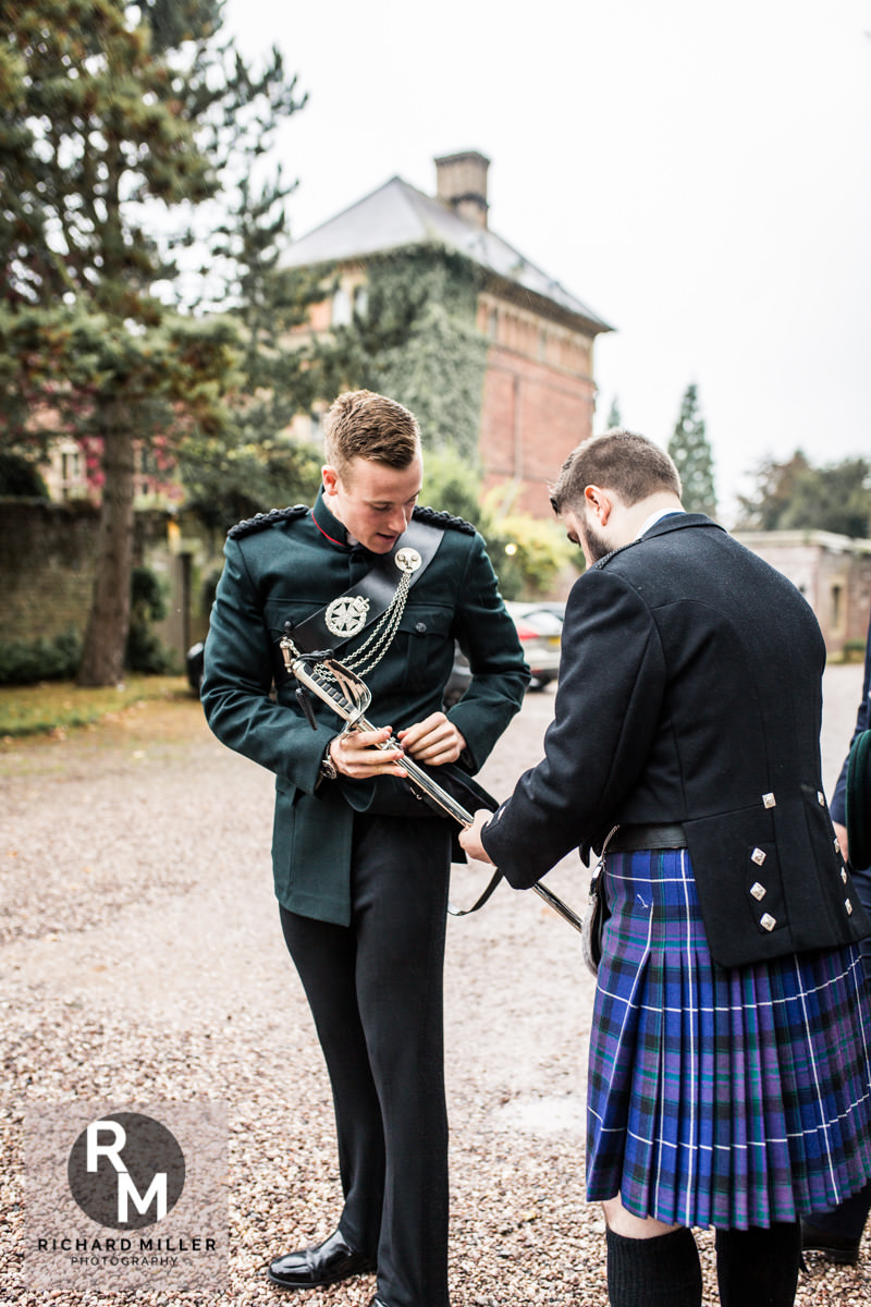 William Kaitlin Web 68 - Soughton Hall Wedding Photography - William & Kaitlin